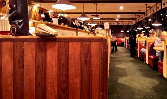Black Bear Diner: Front Desk