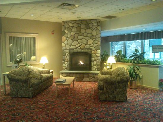 Fireside Inn & Suites Portland: Fireside Inn & Suites
