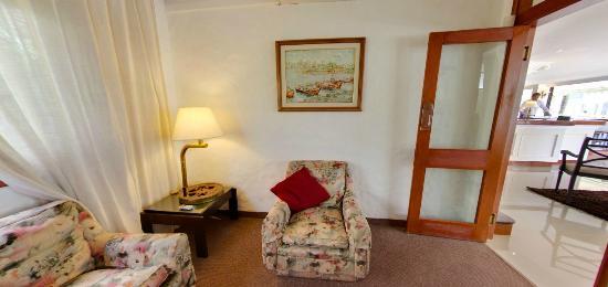 Jamaica Hotel: Sala de Tv