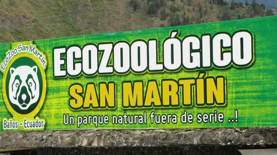 Zoologico de San Martin: Ingresso 1