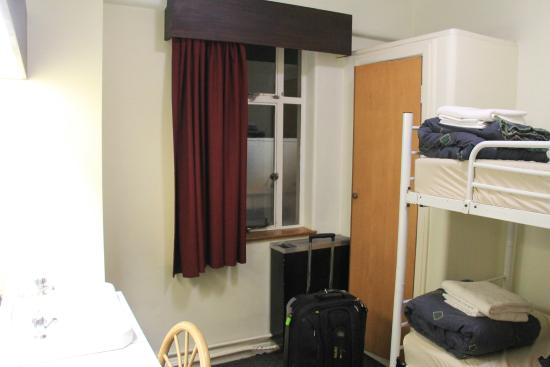 Hotel Waterloo & Backpackers: Habitación Vista 2