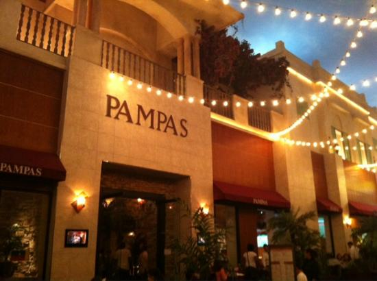 Pampas Churrascaria Brazilian Grille Inside Planet Hollywood