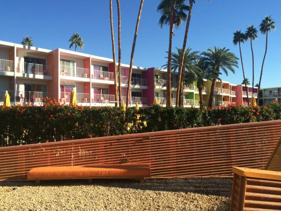 The Saguaro Palm Springs: North side