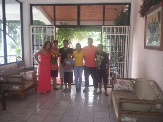 Hotel Balcon Gueela: ¡Como de la familia! Gracias Clemente,Byanka y Fredy,nos veremos pronto!