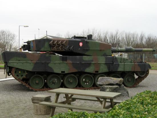Haerens Kampskoles Historiske Museum