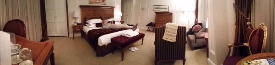 Palazzo Donizetti Hotel: Suite 4o piso