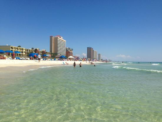 Beach At Panama City September 2017 Near Pier Park