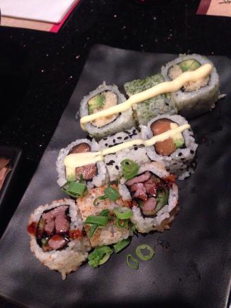 Sumo : Sushi redelijk voor Hollandse maatstaven