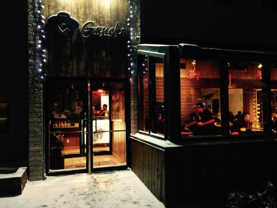 Gaucho Brazilian Barbecue: Front Entry