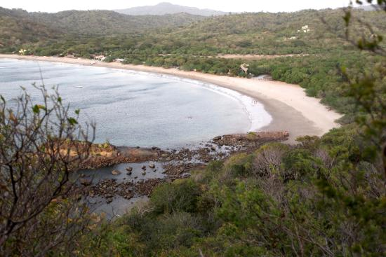 Giant's Foot Surf: Playa Gigante Beach - Playa Gigante Nicaragua