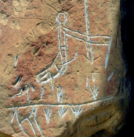 White Mountain Petroglyphs, Rock Springs, WY