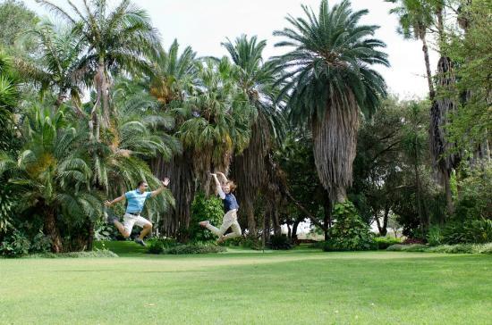 Morukuru Family Madikwe: Botanical Garden