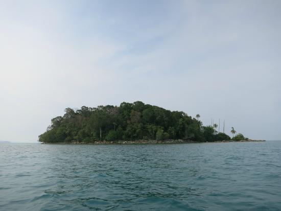 Pulau Joyo: Island from a Kayak ride