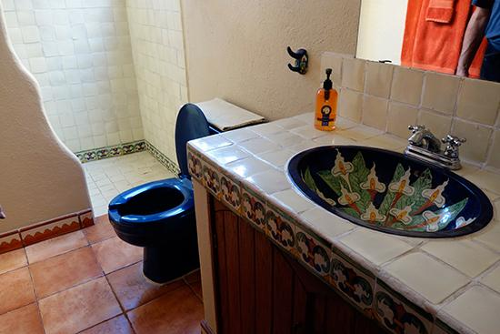 Casa Amorita : bathroom