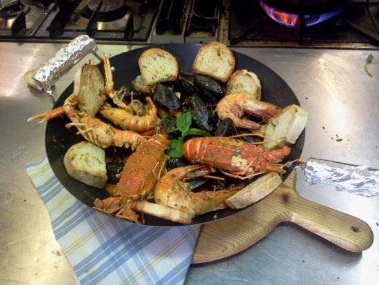 Granarolo dell'Emilia, Itálie: marinati caldi