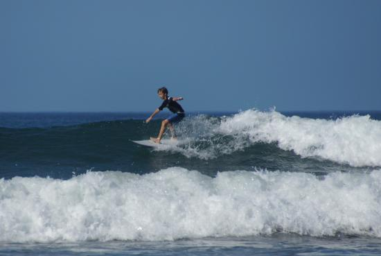 Coconut Harrys Surf Shop and Surf School: My 12 year old