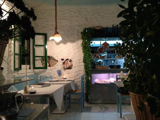 La Caracola: Blick in die Seemuschel
