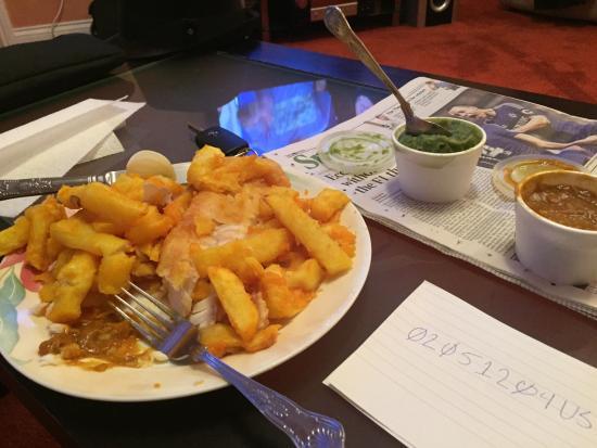 Indian Food Bilston