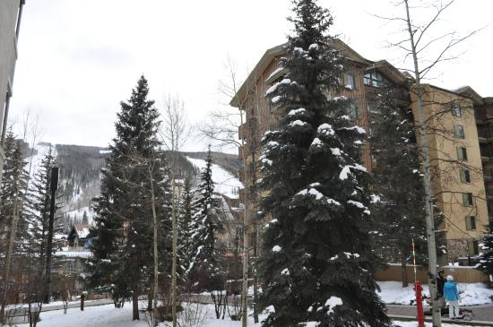Westwind at Vail: Balcony view