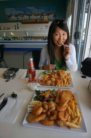 Kangaroo Island Fresh Seafoods: Great food!