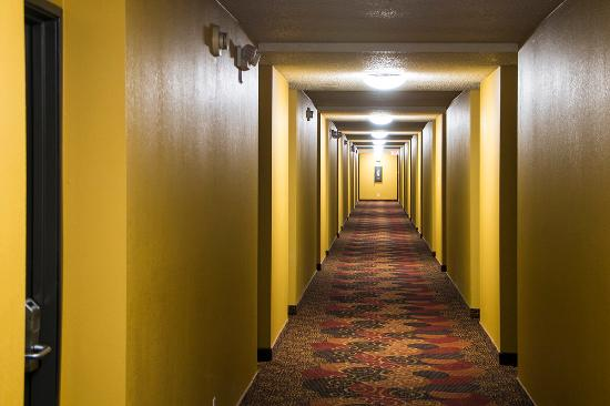 Bright Colorful Hallway Picture Of Skylight Inn