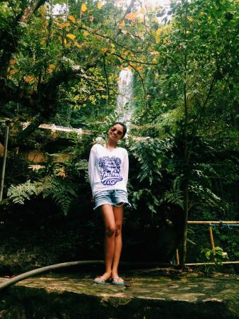 Tamaraw Waterfalls : Such a nice place.