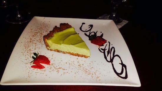 Jungle Love Cafe: Avocado pie, une tuerie !!!