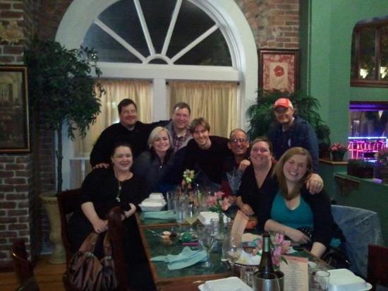 Little Italy: celebration