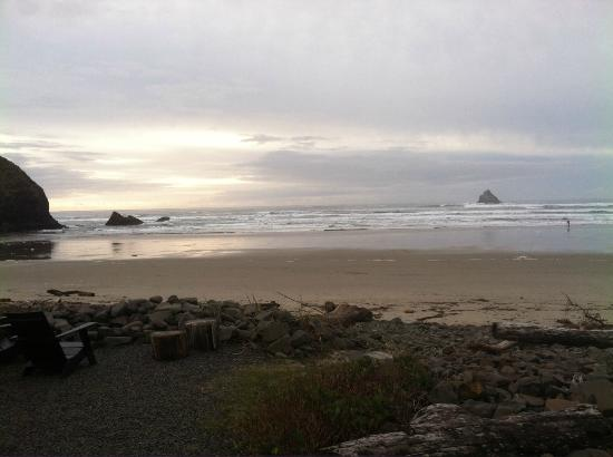 Ocean Point Inn & Spa: Beach