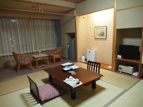 Heiseikan Kaiyotei : room