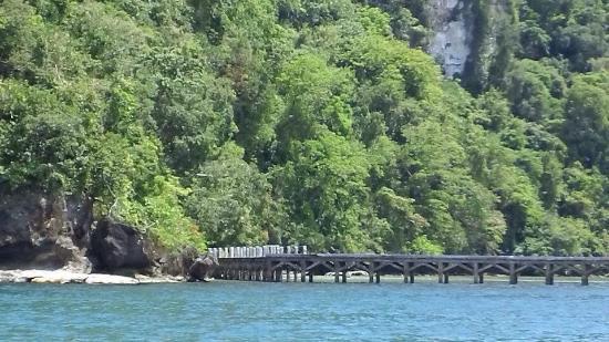 "Quezon, Philippines : ""Tabon wharf"""