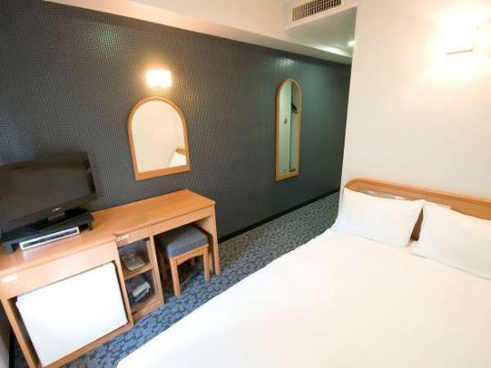 GR Hotel Suidocho: 【客室】セミダブル