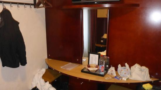 Hotel Clauzel: Zimmer