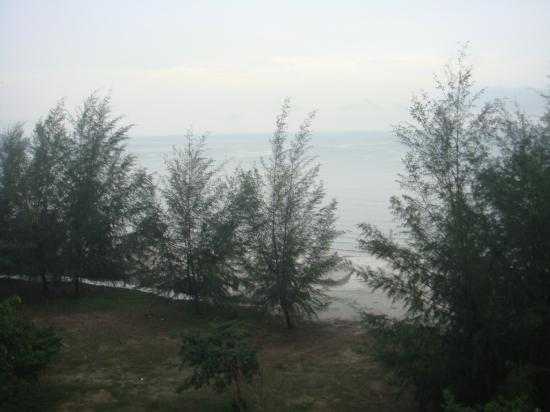 Bayu Beach Resort Port Dickson: Vue de Mer