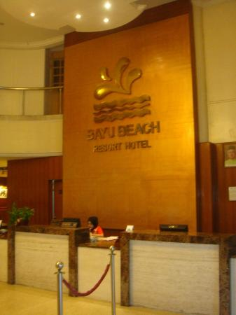 Bayu Beach Resort Port Dickson: l'Entrée