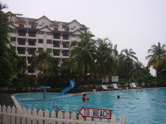 Bayu Beach Resort Port Dickson: Hotel