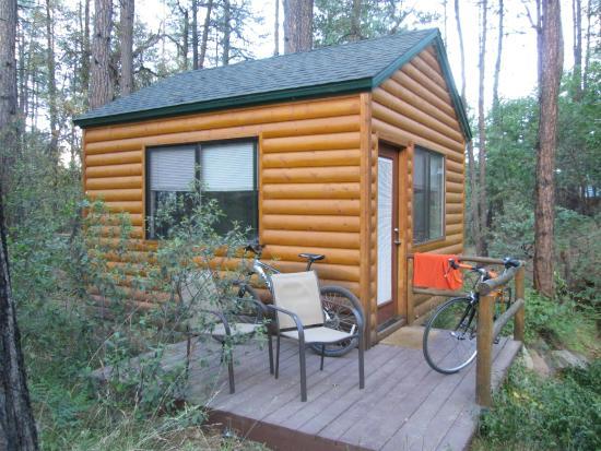 Spirit Falls Personal Spiritual Retreats: The Hopi Cabin
