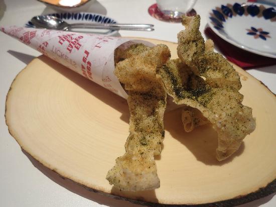 Deep fried fish picture of tickets barcelona tripadvisor for Good fried fish near me