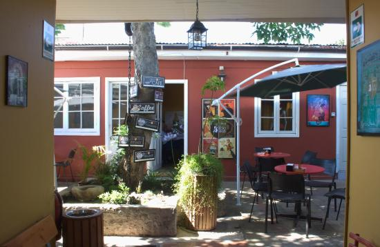 Cafeteria El Roto Ingles