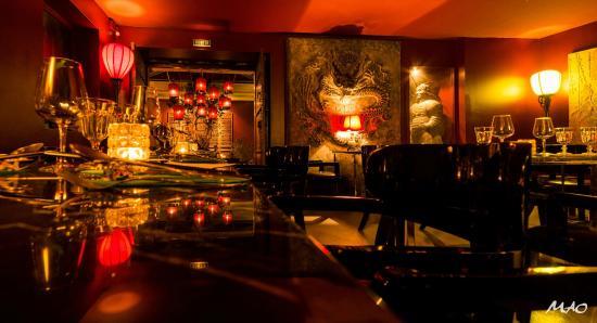 Jardin 1er étage - Picture of MAO, Tours - TripAdvisor