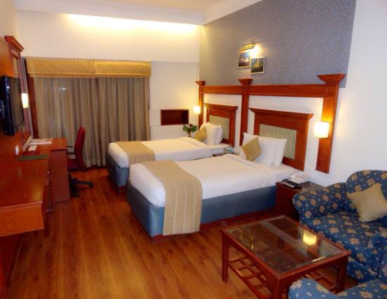 Hotel Gulmor: Guest Room