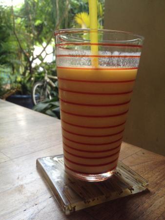 The Shop 240: Mango lassi