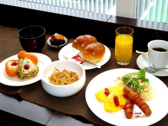 Green Rich Hotel Oita Ekimae : 【朝食】バイキング