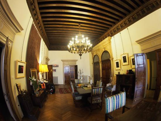 La Porta D'Oriente B&B: Dining Room