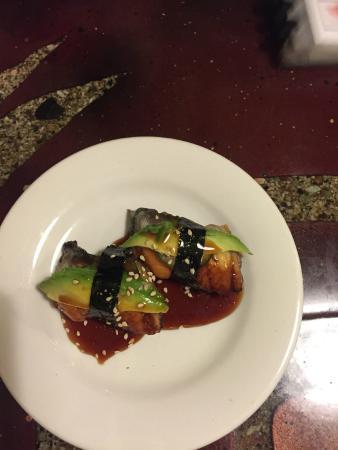 242 Cafe Fusion Sushi: Unagi