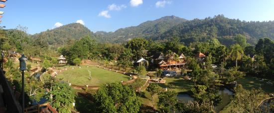 Thuleefa Resort: บรรยากาศในหุบเขา