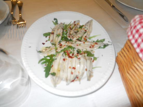 Hotel Stefano: antipasto2