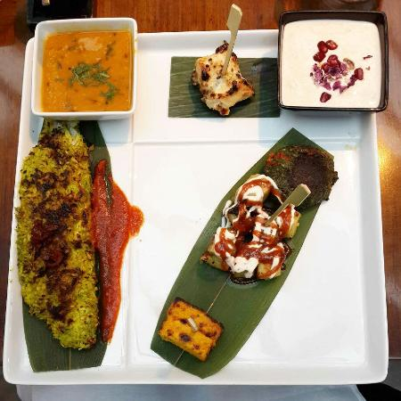 Tasting men picture of amaya london tripadvisor for Amaya indian cuisine menu