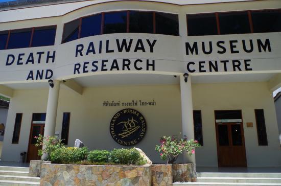 The Thailand-Burma Railway Centre: Death railway Museum