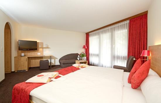 Central Sporthotel Davos: Bel Etage Superior Zimmer